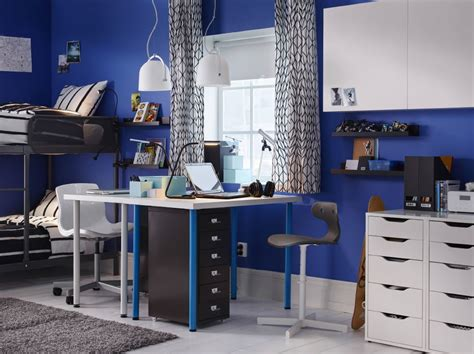 Desks For Rooms by Up On Study Space Ikea