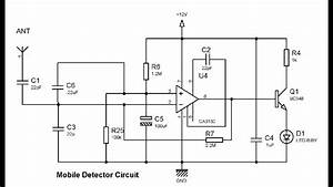 Simple Mobile Detector Using Ca3130