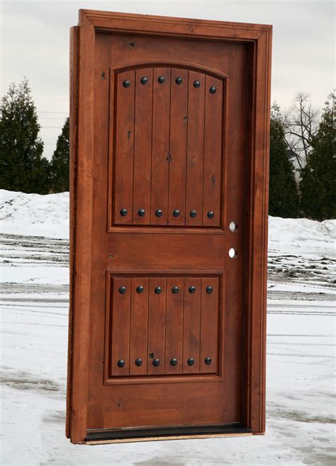rustic arched doors clearance doors