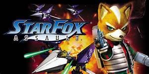 Star Fox Assault Nintendo GameCube Games Nintendo
