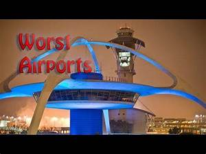 Top 10 WORST airports in the United States. The Fixed ...