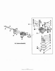 Mtd 24bg57m1799  247 776611   2012  Parts Diagram For 170