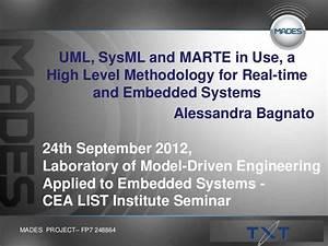 Mades Seminar   Laboratory Of Model