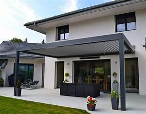 notre chez nous par manumatt sur forumconstruirecom With good toile pour terrasse exterieur 9 pergola et tonnelle pour le jardin ou la terrasse notre