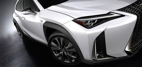 2019 Lexus Ux First Look