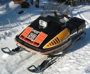 Arctic Ca Open Box 1974-1975 Arctic Cat El Tigre 340 Vintage Snowmobile Manual