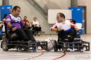 un tournoi amical de foot fauteuil a toulouse With fauteuil club toulouse