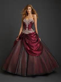 2013 New HOT SALEFoxy Corset Back With Tulle Ball Gown by Allure Quinceanera