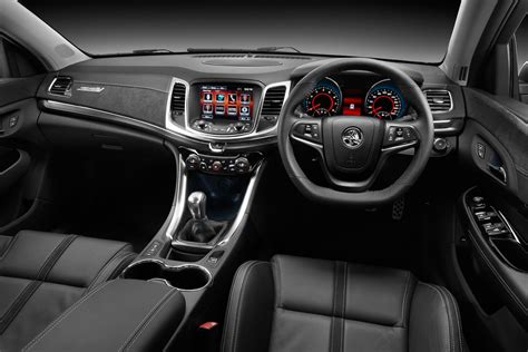 Holden Vf Commodore Ss Interior Revealed Photos Caradvice