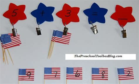 8 patriotic theme activities for preschool and 545 | Patriotic Activities for the 4th of July Blog 005