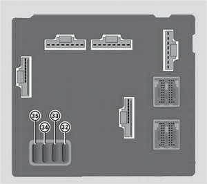 Smart Fortwo  2012  - Fuse Box Diagram