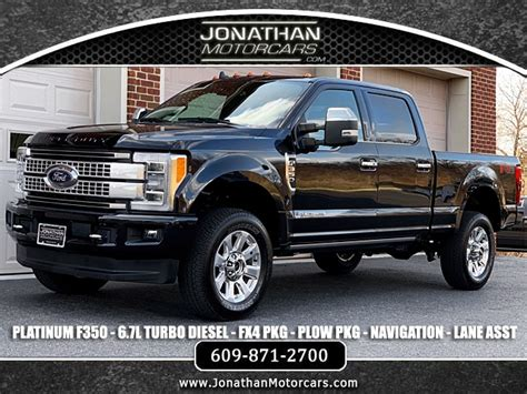 2019 ford f350 diesel 2019 ford f 350 duty platinum 6 7l power stroke