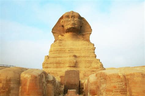 egypt ancient sphinx  buried  luxor  valley   kings daily star