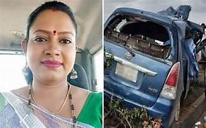 Kannada  Magalu Janaki Actress Shobha Killed In Road Accident