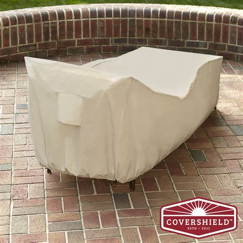 covershield chaise lounge cover basic outdoor living