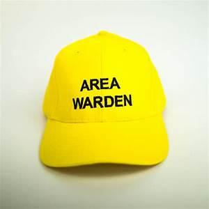 Area Warden Cap