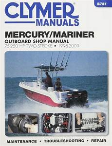 Mercury    Mariner 75 - 250 Hp Two-stroke Outboards 1998