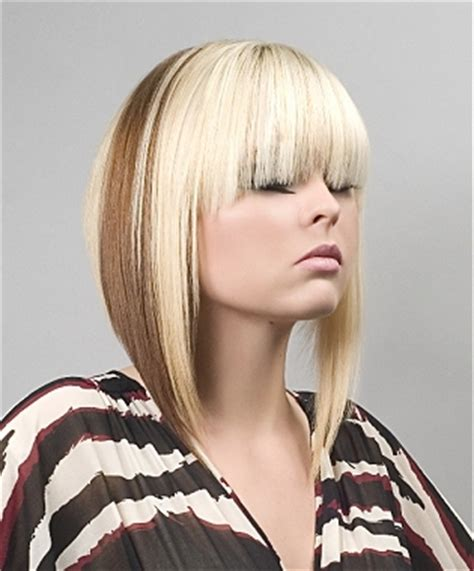 two color hair styles two tone hair color hairstyles