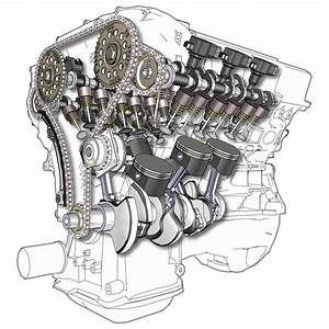 Dohc V6 Dohc Engine Diagram