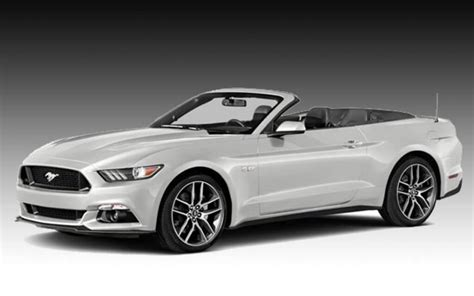 Cheap Ford Mustang Convertible Rentals Los Angeles And Las