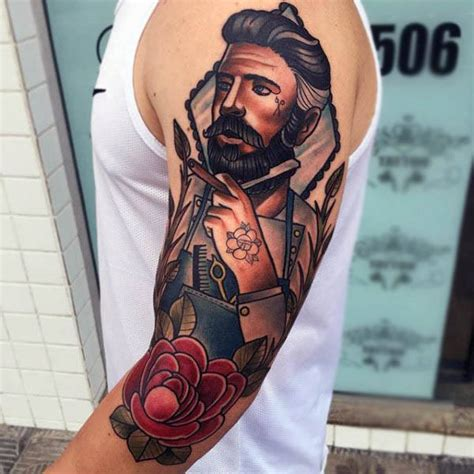100 Neo Traditional Tattoo Designs For Men  Refined Ink Ideas
