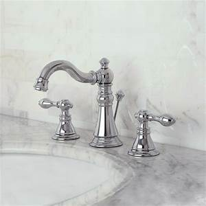 Colwood Dual Handle Chrome Bathroom Sink Faucet With Pop