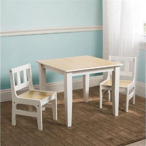 table et chaise bébé delta table enfant et 2 chaises en bois achat vente