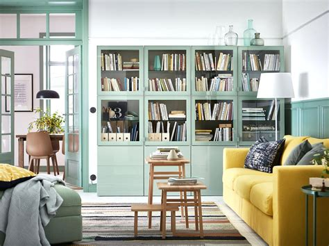 Small Space Living Inspiration Ikea by 8 Small Space Living Room Layout Ideas We Re Stealing From