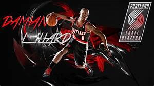 DAMIAN LILLARD wallpaper by NBA-WALLPAPERS on DeviantArt