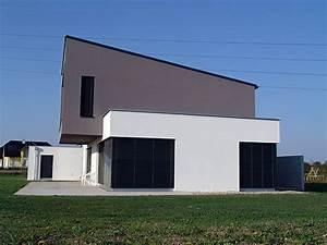 Welche Farbe Für Außenfassade : fassadenfarbe grau braun ~ Sanjose-hotels-ca.com Haus und Dekorationen