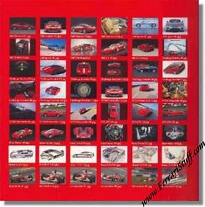 Ferrari Enzo Brochures Owners Manuals And Memorabilia