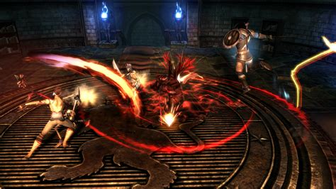 dungeon siege iii review gaming trend