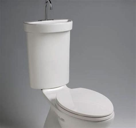 toilet with built in sink space saving toilet with built in sink fun photo