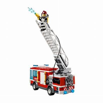 Lego Fire Truck Box Ages
