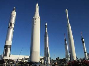 NASA Rocket Garden – Kennedy Space Centre – Aces Flying High
