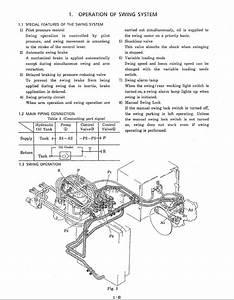 Kobelco Sk220 Sk220lc Hydraulic Excavator Shop Manual Pdf