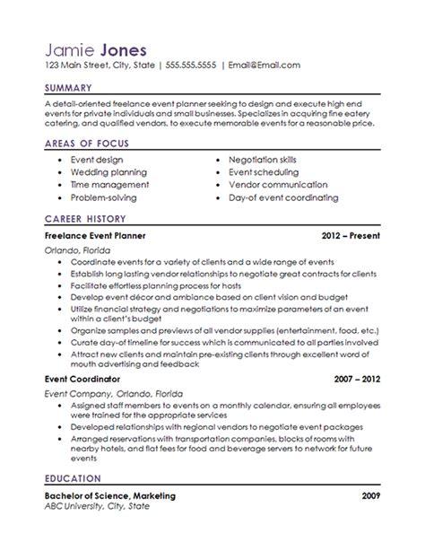 event coordinator resume examples office resume
