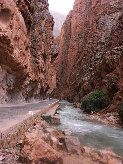 road trip etape  gorges du dades maroc blog