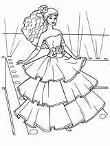 Princess Coloring Pages Princesses Coloriage Princesse Barbie Colouring Coloriages Gratuit Imprimer Printable Bestcoloringpagesforkids Dessin Adult Colorier Printables Ballerina Coloration sketch template