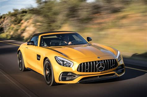 The sports car of your dreams. 2018 Mercedes-AMG GT Coupe and Roadster Pricing Announced | Automobile Magazine