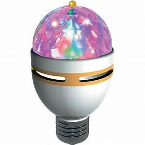 Ampoule Jeu De Lumiere : jeu de lumi re lampe ampoule disco rotative ~ Dailycaller-alerts.com Idées de Décoration