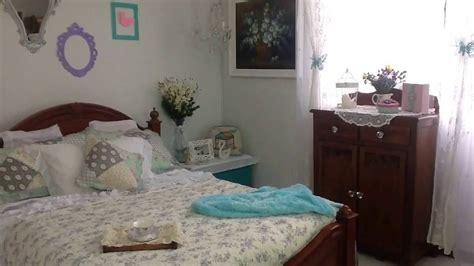 estilo shabby chic como decorar una habitaci 211 n estilo shabby chic room tour ideas de decoraci 211 n youtube