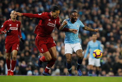 Premier League : Manchester City et Liverpool seuls au ...