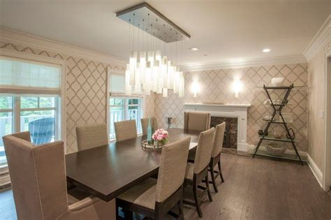 amazing modern dining room chandeliers