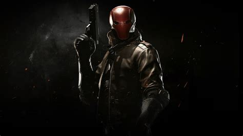 Red Hood On Xbox One
