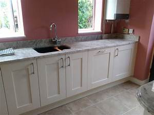 Albany solid ash painted kitchens - A Class Kitchens Of