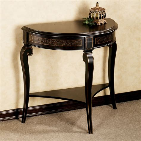 Interesting Small Foyer Table Designs Home Furniture