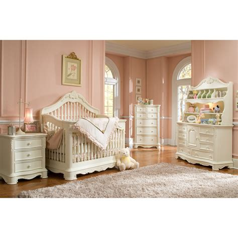 baby crib sets 52 rustic baby furniture sets bertini pembrooke 4 in 1