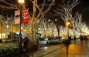 Holiday Essence Christmas Lights Omotesando Winter Illumination
