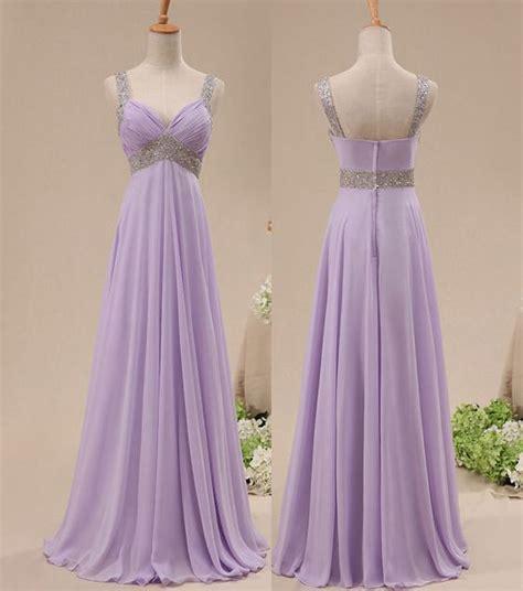 light purple gown bg388 new arrival chiffon prom dresses beading prom dress